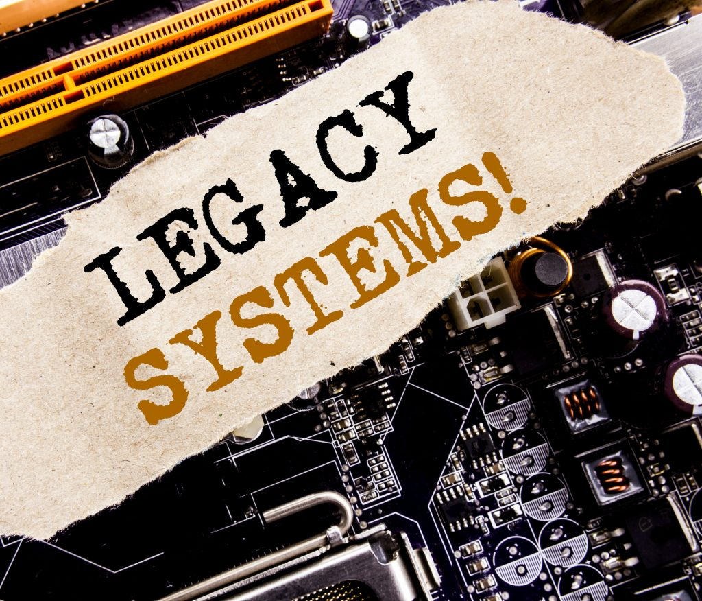 Legacy Systems SBS 2011