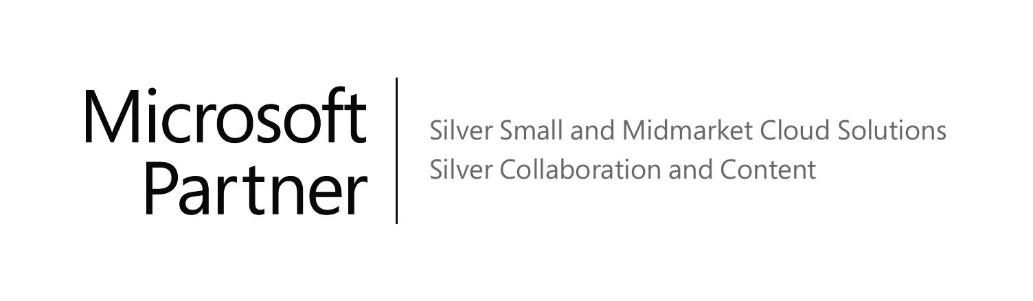 Microsoft Partner Silver Cloud logo
